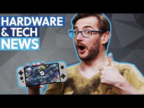 Neuer Handheld von Valve und Nintendo? | Tech- & Hardware-News