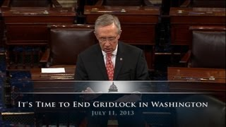 It's Time to End Gridlock In Washington