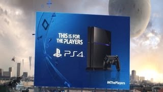 This Is For The Players | PS4 Launch advert | #4ThePlayers