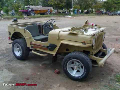 PUNJABI OPEN WILLY JEEP
