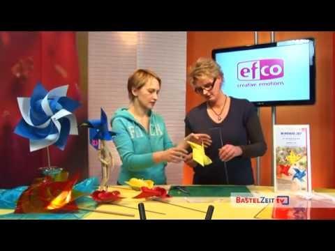 Bastelzeit TV 97 - Windmühlen