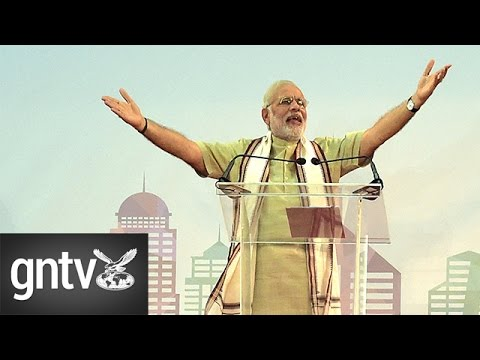 Highlights from the Indian PM Narendra Modi speech in Dubai