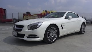 2014 Mercedes-Benz SL500 (R231). Start Up, Engine, and In Depth Tour.