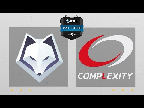 CS:GO - Winterfox vs. compLexity [Overpass] Map 2 - ESL Pro League Season 5 - NA Matchday 13