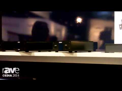 CEDIA 2014: Hafler Expounds Upon the Comeback of Hafler and Upcoming Collaborations
