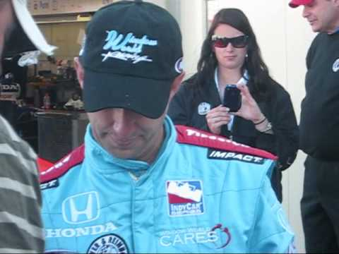 John Andretti Video