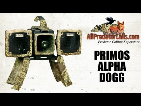 Primos Alpha Dogg Game Caller for Hunting Predators Review Alpha Dog