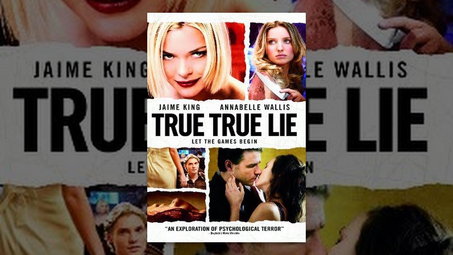 True true lie movie trailer