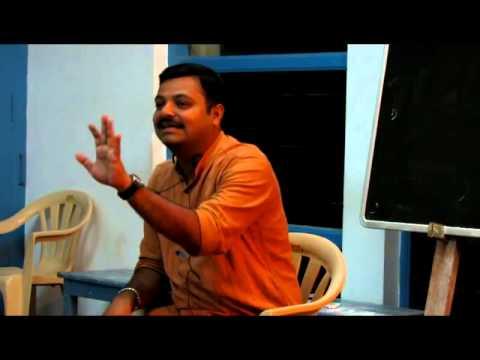 Chakravarti Sulibele Interaction with SRVM Students