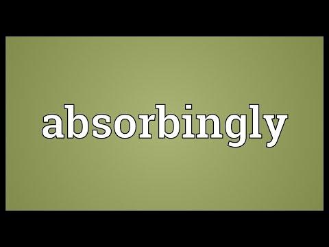 Header of Absorbingly