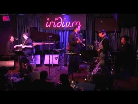 Ronnie Laws with Chuck Loeb at the Iridium, NY. 2010 Part 1.