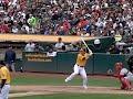 Hideki Matsui hitting mechanics
