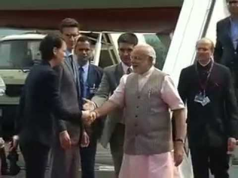 PM arrives in Berlin en route to Brazil to attend BRICS Summit