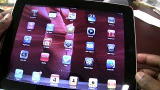 10 Must Have iPad Apps