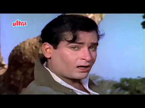 Aawaz Deke Humen Tum Bulao Shammi Kapoor Superhit Professor