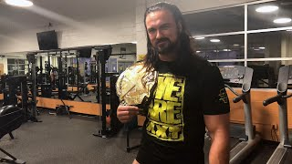 The dream match becomes a reality when NXT Champion Drew McIntyre defends against Adam Cole