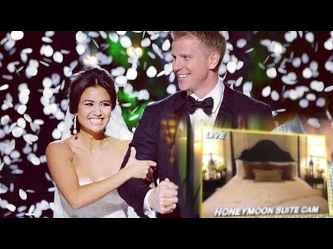 The Bachelor Wedding: Sean Lowe & Catherine Giudici Tie The Knot
