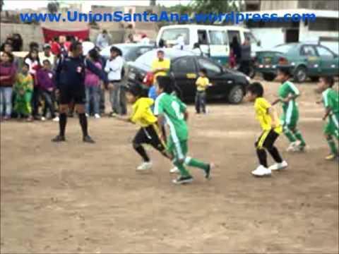 XXX Torneo de Fútbol Menores 2012 de Santa Ana de Aucará, Lucanas, Ayacucho, Perú.