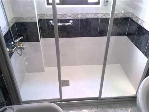 Cambiar ba era por ducha ejemplos reales youtube for Cambiar vastago de ducha