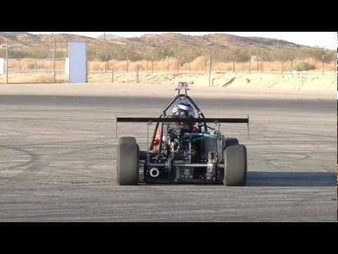 Chuck Graves Insane Yamaha R6 Go-Kart