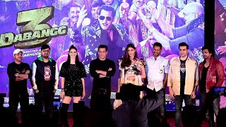 Munna Badnaam Hua Song Launch | COMPLETE EVENT | DABANGG 3