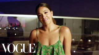 73 Questions With Gina Rodriguez | Vogue
