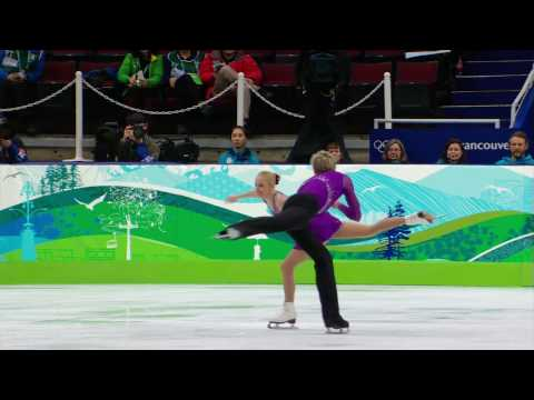 Pairs Figure Skating - Short Program - Complete Event - Vancouver 2010 Winter Olympic Games