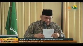 Pengajian Bulanan PP Muhammadiyah 8 Januari 2016 - Negara Pancasila dan Bela Negara