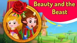 Beauty and The Beast Full Movie 2018   Movie For Kids   English Fairy Tale Stories