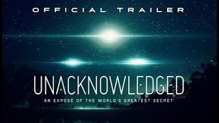 Unacknowledged Trailer documentario Dr. Steven Greer