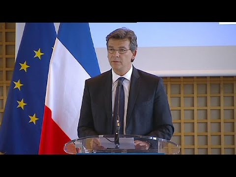 Oppose 'absurd' France austerity, says defiant Montebourg