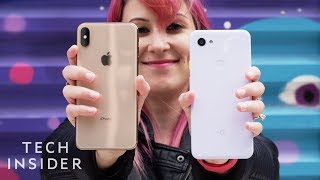 $479 Pixel 3a XL VS. $1,099 iPhone XS Max