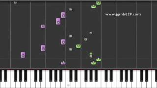 BTS   Just One Day Piano