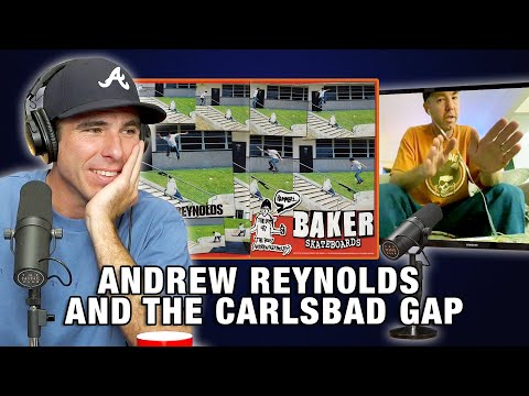 Andrew Reynolds Talks About His Tricks Down Carlsbad Gap