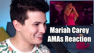 Download Lagu Vocal Coach Reaction to Mariah Carey - With You (Live from the AMAs) Gratis STAFABAND