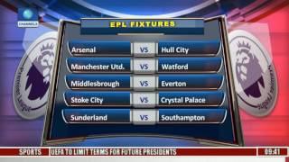 Sports This Morning: Analysing English Premier League With Ben Alaiya 10/02/17