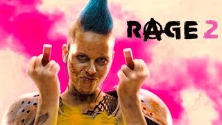 RAGE 2 - Official Announcement Trailer