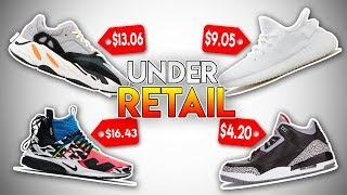 *100% LEGIT* HOW TO COP RARE/GRAIL SNEAKERS FOR INSANELY CHEAP! (WAY UNDER RETAIL!)