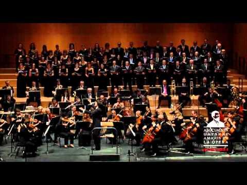 Entrada de los invitados (Tannhäuser) R.Wagner.  Coro \