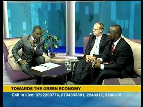 NRMP NTV Interview - Promoting Green Economy at County Level