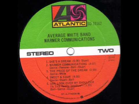 Average White Band - The Price Of The Dream