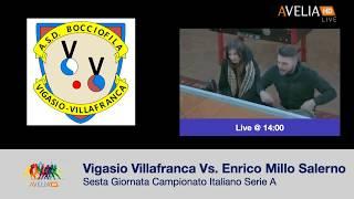 Serie A raffa - Museo Nicolis Vigasio-Villafranca-Enrico Millo