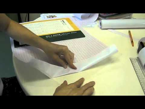 How To Cover Books With Contact Paper Youtube