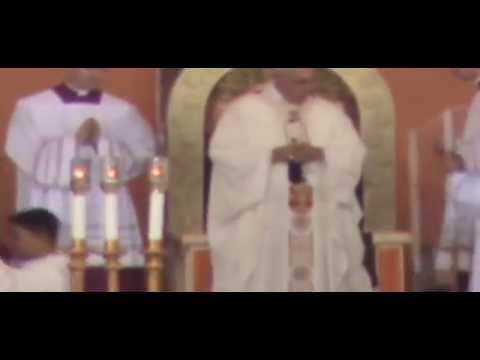 Pope Francis HOLY MASS @ Luneta 2015, chanting