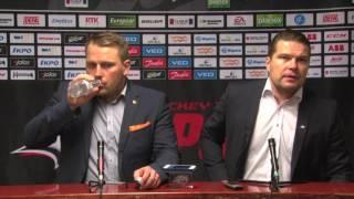 Sport - HPK Lehdistötilaisuus 21.1.2017