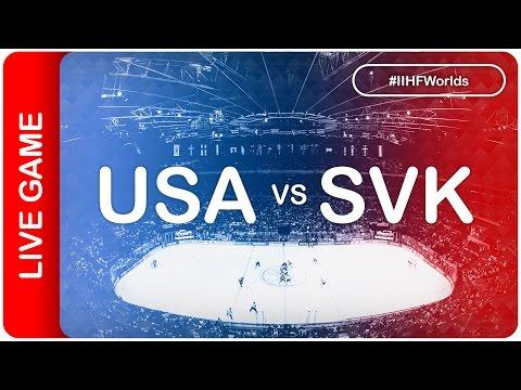 USA vs Slovakia | Game 52 | #IIHFWorlds 2016