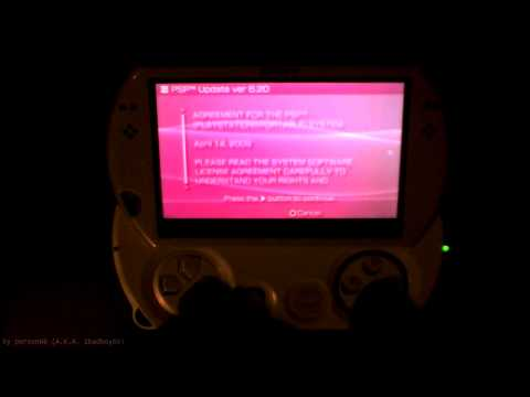 ►Tutorial◄ How to install a permanent CFW on almost ANY PSP FW 6.60 and lower