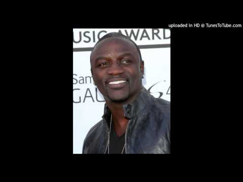Akon - Lights On (Lyrics) 2014