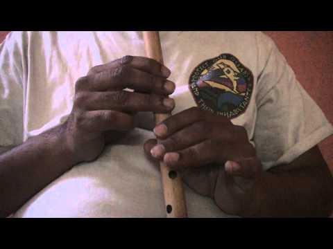 Sawan ka mahina pawan kare sor on flute - Travails with my flute...