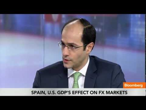 Ashraf Laidi on Bloomberg TV - January 30, 2013 Chart